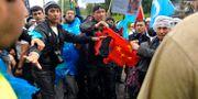 Uigurer demonstrerar i Stockholm 2009 Bertil Ericson / TT / TT NYHETSBYRÅN