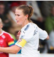 FC Rosengårds Emma Berglund. TT