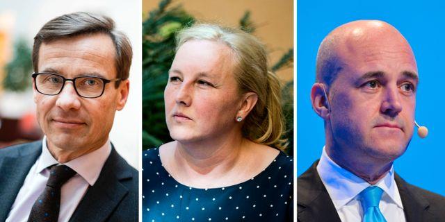 Lista har ar ministrarnas fallskarmar