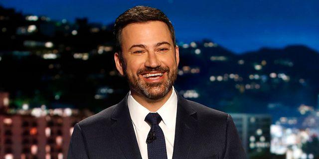 Jimmy Kimmel. Randy Holmes / TT NYHETSBYRÅN