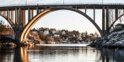 Skurubron.  Tomas Oneborg/SvD/TT / TT NYHETSBYRÅN