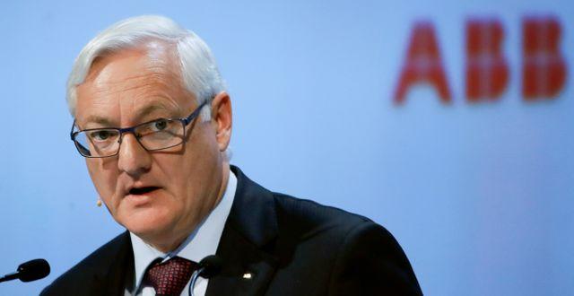 Peter Voser. Arnd Wiegmann / TT NYHETSBYRÅN