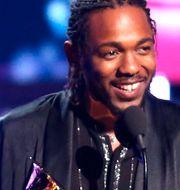 Kendrick Lamar. Matt Sayles / TT NYHETSBYRÅN