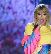 Taylor Swift. Chris Pizzello / TT NYHETSBYRÅN