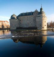 Örebro slott.  FREDRIK SANDBERG / TT / TT NYHETSBYRÅN