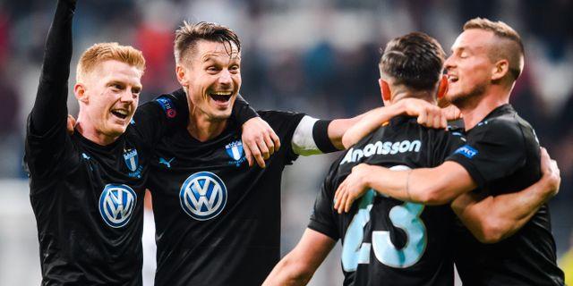 Malmö FF.  PETTER ARVIDSON / BILDBYR N