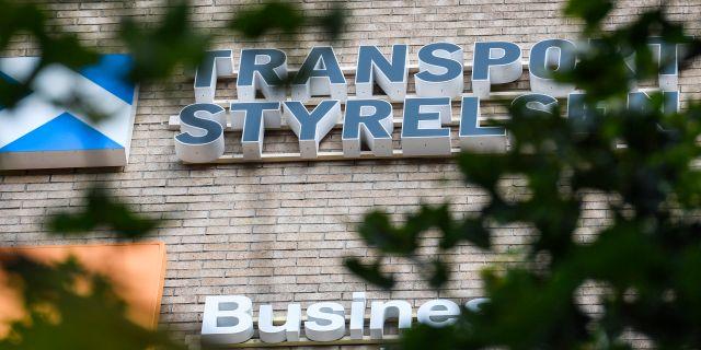Transportstyrelsen. Erik Simander/TT / TT NYHETSBYRÅN