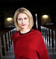 Jayne Svenungsson. Malin Hoelstad / SvD / TT / TT NYHETSBYRÅN