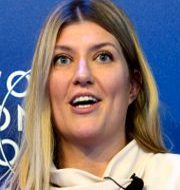 Beatrice Fihn.  Laurent Gillieron / TT NYHETSBYRÅN/ NTB Scanpix
