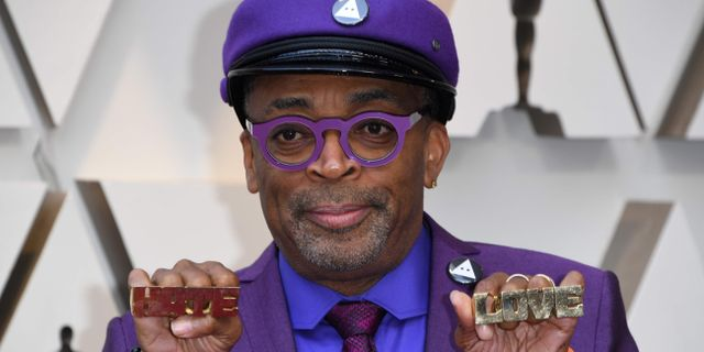 Spike Lee MARK RALSTON / AFP
