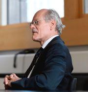Riksbankschef Stefan Ingves TT