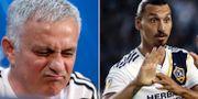 Mourinho och Ibrahimovic.  TT