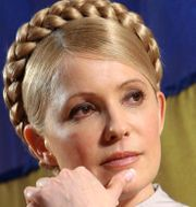 Julia Tymosjenko, arkivfoto. Alexander Prokopenko / Prime Minister Press Service