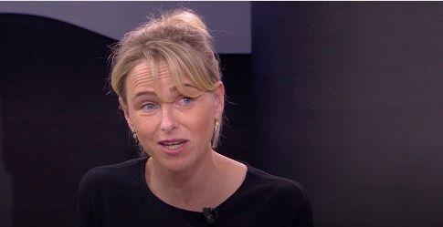 Karin Hildebrand. SVT