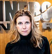 Charlotta Faxén.  Tomas Oneborg/SvD/TT / TT NYHETSBYRÅN