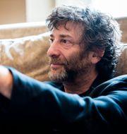 Neil Gaiman MAJA SUSLIN / TT / TT NYHETSBYRÅN