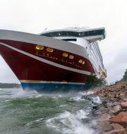 Viking Lines färja Grace. Niclas Nordlund / Lehtikuva / TT NYHETSBYRÅN