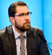Jimmie Åkesson (SD) Duygu Getiren Maden/TT / TT NYHETSBYRÅN