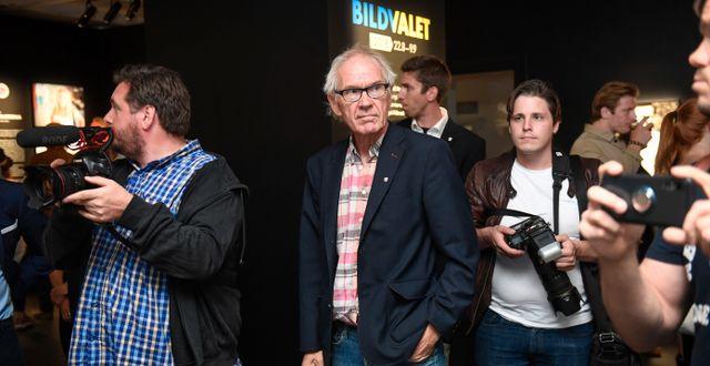 Lars Vilks Fredrik Sandberg/TT / TT NYHETSBYRÅN