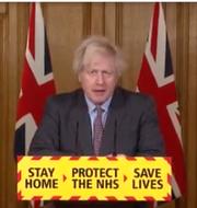 Boris Johnson. TT
