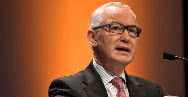 Carl Eric Stålberg, tidigare Swedbank-ordförande. HENRIK MONTGOMERY / NTB / TT NYHETSBYRÅN