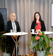 Lena Micko, Anna Ekström Erik Simander / TT / TT NYHETSBYRÅN