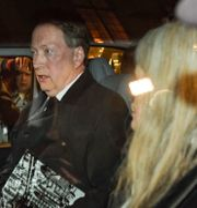 Akademiledamöterna Horace Engdahl och Kristina Lugn. Arkiv. Jonas Ekströmer/TT / TT NYHETSBYRÅN