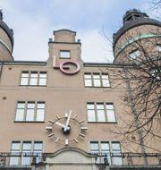 LO-borgen i Stockholm. TT