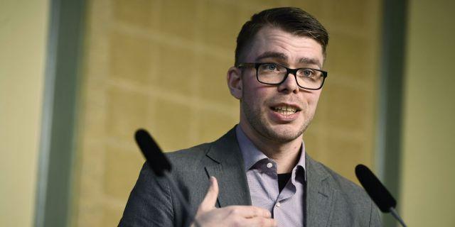 Anders Wallner. Pontus Lundahl/TT NYHETSBYRÅN