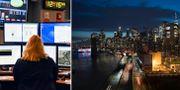911-central, arkivfoto//New York i veckan TT