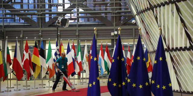LUDOVIC MARIN / AFP