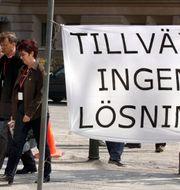 Stig Malm. Fredrik Sandberg / TT / TT NYHETSBYRÅN