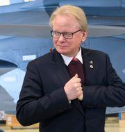 Peter Hultqvist.  Henrik Montgomery/TT / TT NYHETSBYRÅN