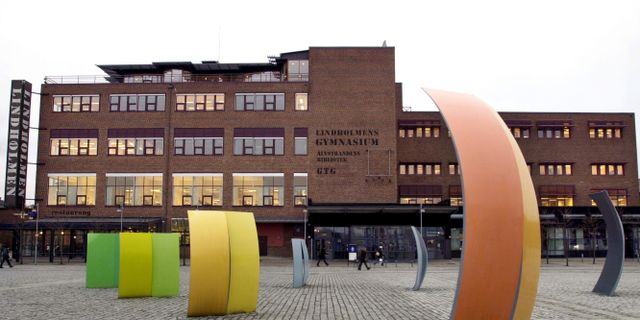 Lindholmen.  Annette Friberg/TT / TT NYHETSBYRÅN