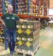 Anders Thelenius på Jämtlands Bryggeri. Livsmedelsföretagen