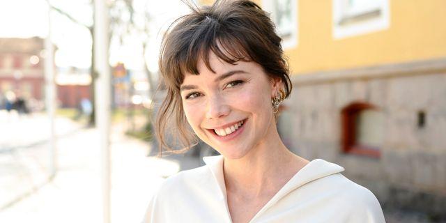 Hedda Stiernstedt. Björn Larsson Rosvall/TT / TT NYHETSBYRÅN