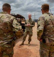 Amerikanska soldater i Somalia. Senior Airman Kristin Savage / TT NYHETSBYRÅN