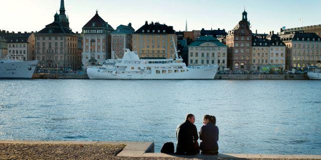 Stockholm rasar