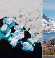Grönland.  TT.