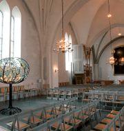 Domkyrkan i Växjö. Janerik Henriksson/TT / TT NYHETSBYRÅN