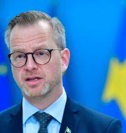 Miakel Damberg. Jonas Ekströmer/TT / TT NYHETSBYRÅN