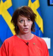 Jonas Ekstromer / TT NYHETSBYRÅN