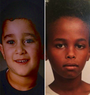 Svenska offren Anna-Lena Svenson, Mohamed Ammouri och de norska Abdullahi Hassan och Tone Ilebekk.