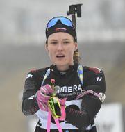 Hanna Öberg. Nisse Schmidt/TT / TT NYHETSBYRÅN
