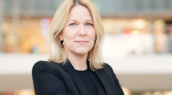 Åsa Zetterberg, förbundsdirektör på bransch- och arbetsgivarorganisationen It&telekomföretagen. Pressbild
