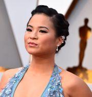 Kelly Marie Tran på Oscarsgalan 2018. Jordan Strauss / TT NYHETSBYRÅN/ NTB Scanpix