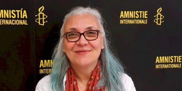 Amnesty Internationals Turkietchef Idil Eser Amnesty International