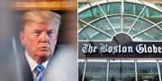 Donald Trump. The Boston Globe. TT