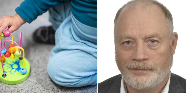 Robert Stenkvist, riksdagsledamot för SD. TT / Riksdagen