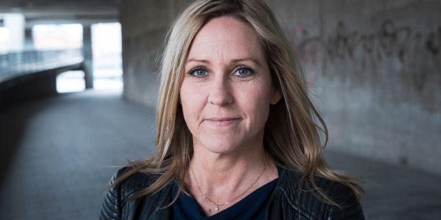 Christina Söderberg. Malin Hoelstad/SvD/TT / TT NYHETSBYRÅN